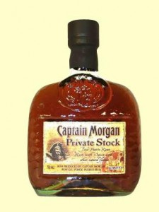 Captain Morgan - Private Stock